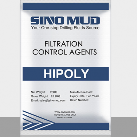 Anti Temperature and Salt Fluids Loss Control Agent HIPOLY